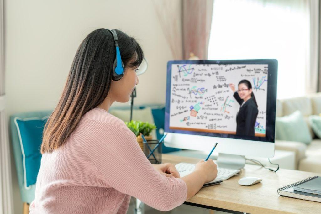 Картинка обучения в интернете