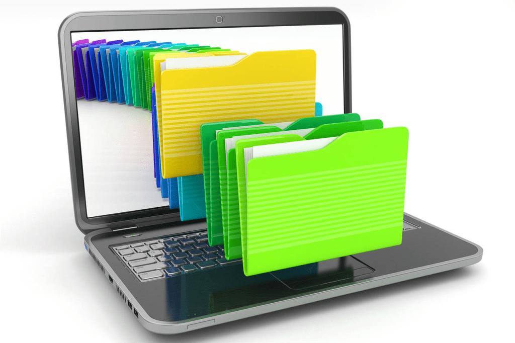 файлы и папки операционной системы